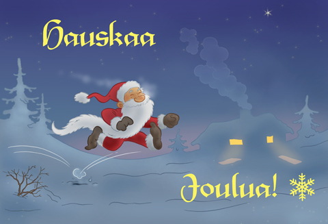 Hyvää Joulua Kuva