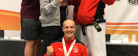 Menestystä Holland Cup 2019 -kilpailusta